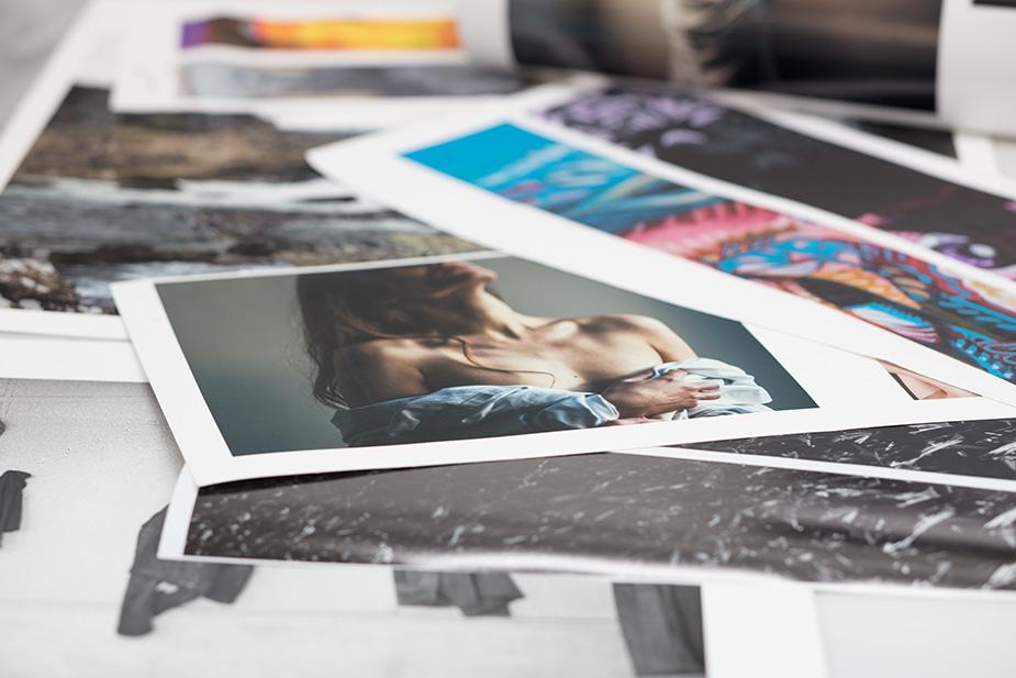 דגשים לגבי הדפסת תמונות על אלומיניום
